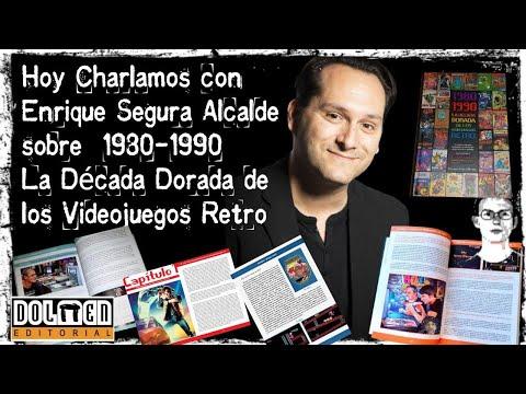 Hoy Charlamos con Enrique Segura Alcalde sobre  1980-1990 La Década Dor