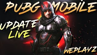 [Hindi] PUBG MOBILE Live with 0.11 ZOMBIE MODE Update !