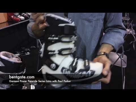 bentgate.com presents Garmont Freeride Boots Fall 2011 with Paul Parker