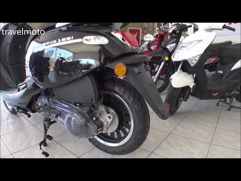 KYMCO Gemini Veevo 125i scooter 2019