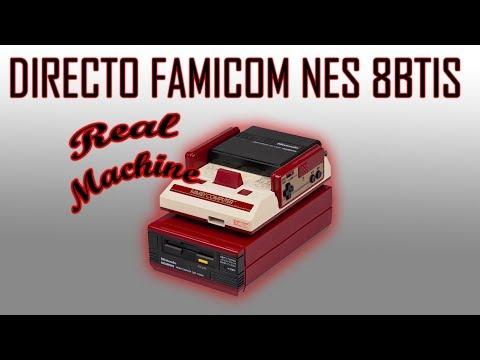 Directo matinero Famicom y mas......