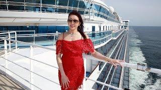 Trải Nghiệm Du Thuyền Golden Princess 🇨🇦283》 Golden Princess Alaska Cruise | Cuộc Sống Ở Canada