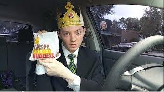 Burger King Cheesy Tots - Food Review