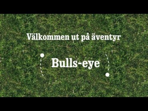 Välkommen ut - Bulls eye
