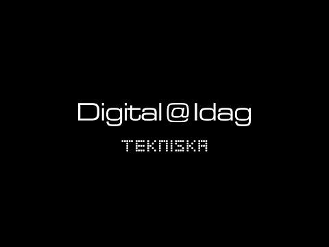 Digital@idag på Tekniska museet - Digital Omstart när Sverige stängde ner