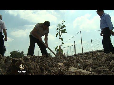 Palestinski farmeri kažu da će štititi ono što je njihovo