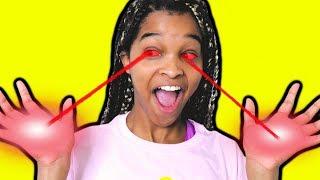 Shasha's NEW SUPER POWER! - Onyx Kids