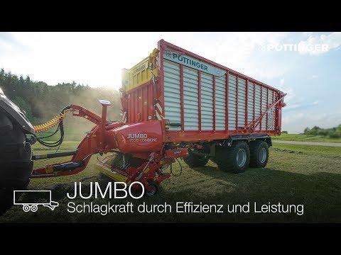 Neue Generation der JUMBO Rotorladewagen