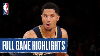 PELICANS at KNICKS | Pelicans Hold On To Defeat The Knicks | 2019 NBA Preseason