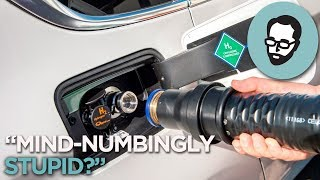 Hydrogen Fuel Cell Cars Aren't The Dumbest Thing. But... | Answers With Joe