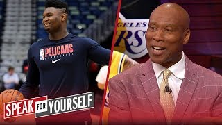 Byron Scott on expectations for Zion's debut, talks D-Rose to the Lakers | NBA | SPEAK FOR YOURSELF