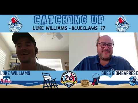 Catching Up -  Luke Williams
