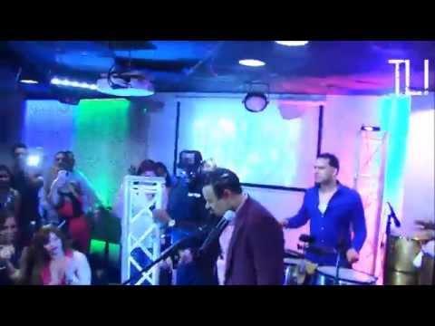 TLI PRESENTA-LUIS VARGAS-SALI DE MI PUEBLO EN VIVO @ MAKUMBA 2014