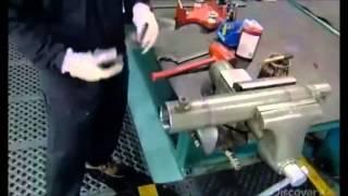Khám phá Xưởng chế tạo Xy lanh thủy lực vô cùng tinh xảo