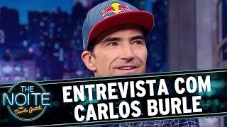The Noite (23/09/16) - Entrevista com Carlos Burle