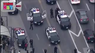 cảnh sát mỹ rượt đuổi bắt tội phạm hay nhất 2016, police chase 2016