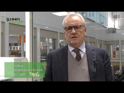 Green Cargo 20 år - Träffa Jan Sundling styrelseordförande