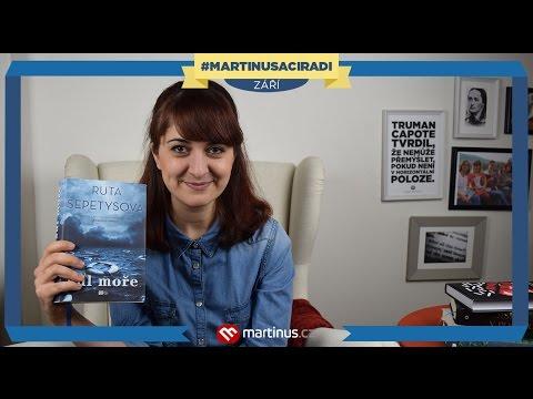 Zářijové knižní tipy: Jana - Sůl moře #martinusaciradi