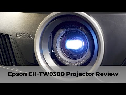 Epson EH-TW9300 Projector Review