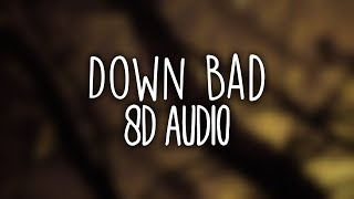 Dreamville - Down Bad (8D AUDIO)🎧 ft. JID, Bas, J. Cole, EARTHGANG & Young Nudy