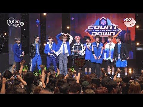 [MPD직캠] 엔시티127 1위 앵콜 직캠 4K 'Cherry Bomb' (NCT 127 FanCam No.1 Encore) | @MCOUNTDOWN_2017.6.22