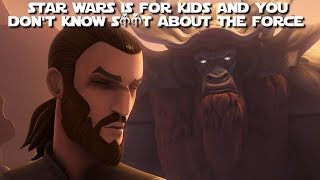 Star Wars isn't for older fans and we never understood it anyway (Says Freddie Prinze Jr.)