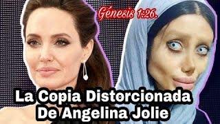 Acéptate como Dios te hizo (Angelina Jolie y Sahar Tabar)