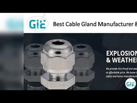 Best Cable Gland Manufacturer & Supplier
