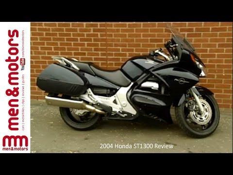 St1300 Honda Test 2004 Honda St1300 Review