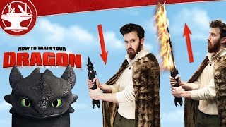 FIRE SWORD from How To Train Your Dragon!