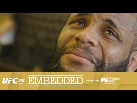 """UFC 214 Embedded, cz. 3: """"Daniel jest pretendentem, ja jestem mistrzem."""""""