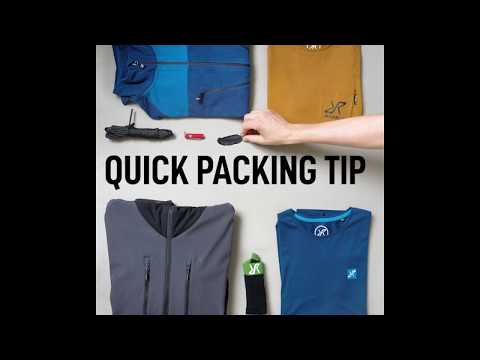 Packing Tip - Check the weather!