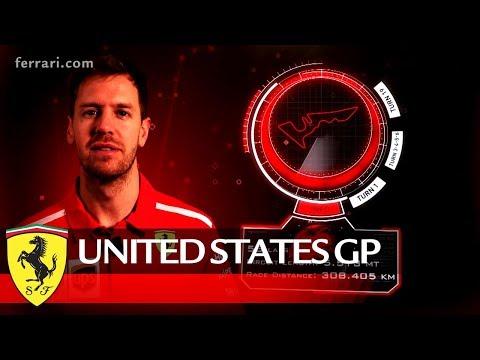 United States Grand Prix Preview - Scuderia Ferrari 2018