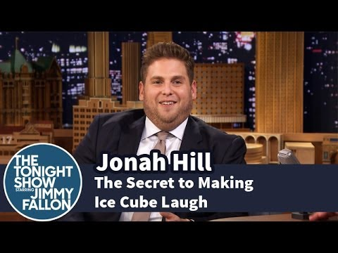 Jonah Hill Reveals the Secret to Making Ice Cube Laugh