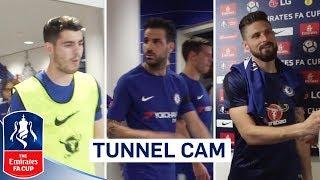 Inside Access as Chelsea Overcome Saints! | Chelsea 2-0 Southampton Tunnel Cam | Emirates FA Cup
