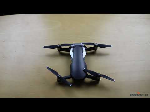Unboxing av DJI Mavic Air