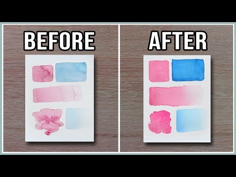 Improve Your Watercolor Paintings With The Right Paper!
