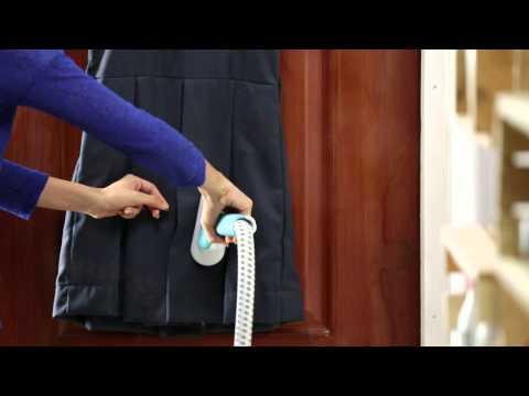 How to Use Maharaja Whiteline Preciso Garment Steamer