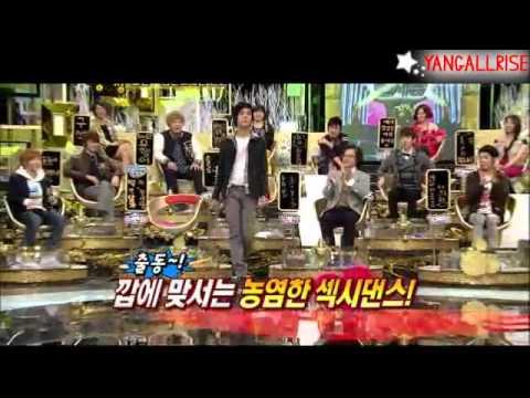 (2AM) Jokwon & (SS501) Park Jung min Dance Battle