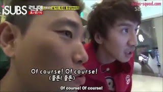 Running Man Top funny moments