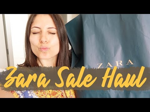 ZARA SALE HAUL | Love of Mode