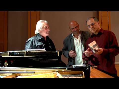 Partita del Jazz 2014 - Spot Enrico Intra ed Enrico Pieranunzi online metal music video by ENRICO INTRA