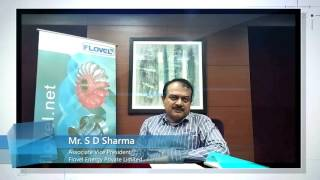Video Testimonial from SD Sharma of Flovel Energy Pvt. Ltd. for SAP on eNlight cloud