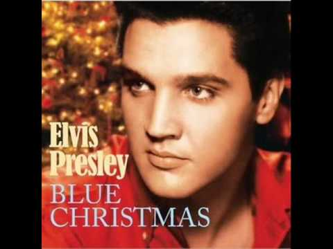 Blue Christmas-Elvis Presley(with Lyrics in desciption ...
