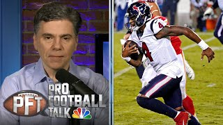 Houston Texans' offense is a work in progress | Pro Football Talk | NBC Sports