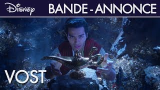 Aladdin :  bande-annonce VOST