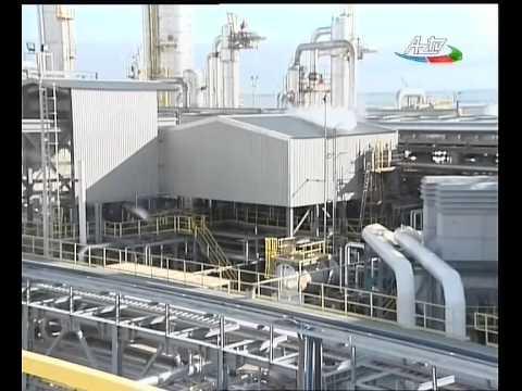 Azerbaijan Methanol Company at AZTV (State Television)