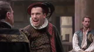 Shakespeare in Love/Best scene/Joseph Fiennes/Tom Wilkinson/Geoffrey Rush/Ben Affleck