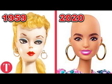 Креаторката била инспирирана од кукла за возрасни - факти за Барби што сигурно не сте ги знаеле