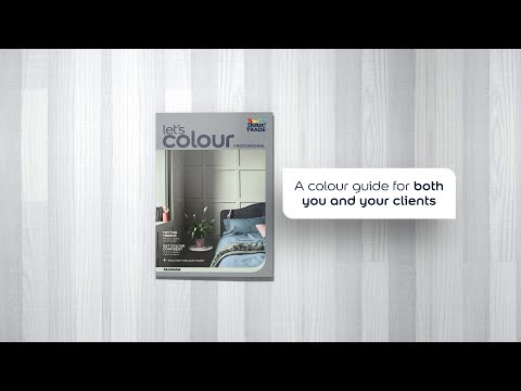 Dulux Trade Let's Colour Professional Guide Video
